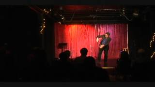 The World Domination Party LIVE 4/29/12 - part 11: Ron Lynch