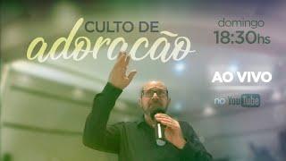 Culto ao vivo - 02/08/2020