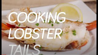 How to Cook Lobster Tails - Preparing and Cooking Maine Lobster Tails