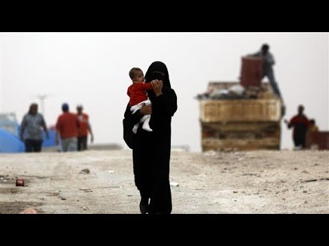 تقرير أمريكي يحذر من أرامل داعش  - نشر قبل 3 ساعة