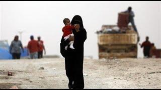 تقرير أمريكي يحذر من أرامل داعش