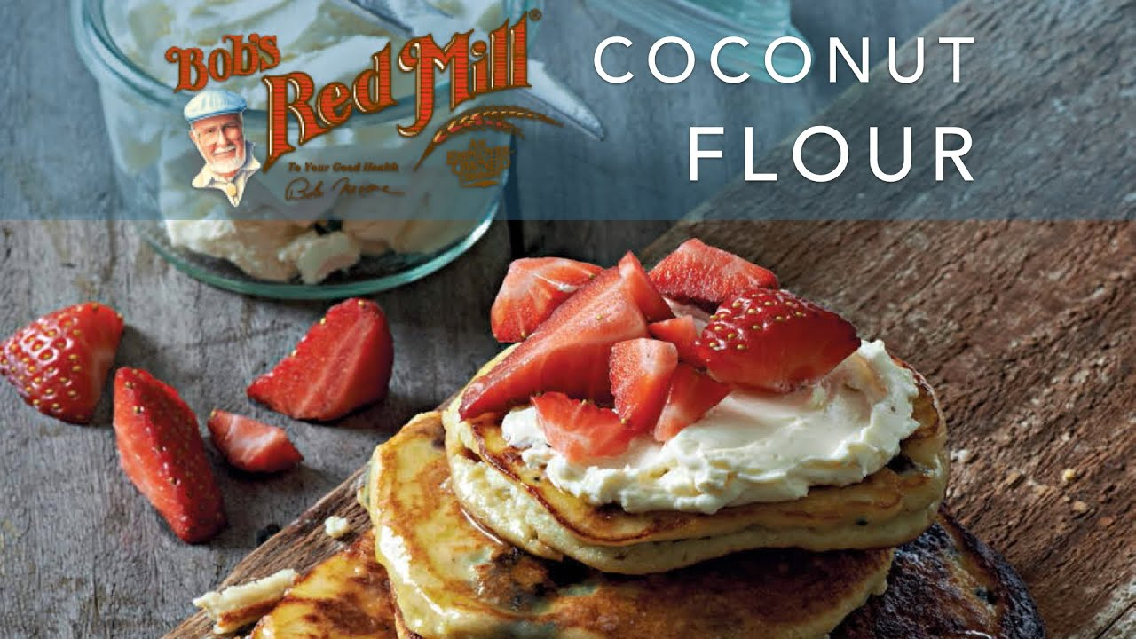 Bob's Red Mill Coconut Flour - YouTube