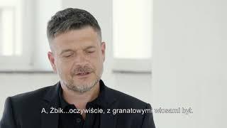 Igor Brejdygant w rozmowie z Małgorzatą Domagalik