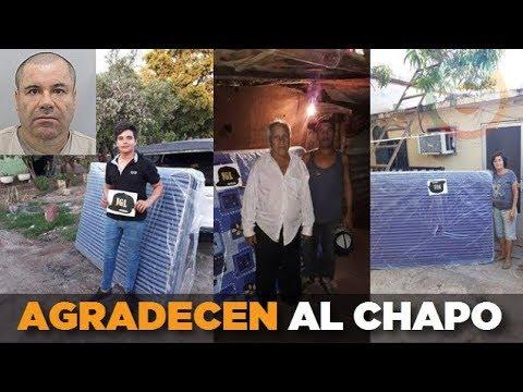 El Chapo envía nuevamente ayuda a damnificados #Sinaloa