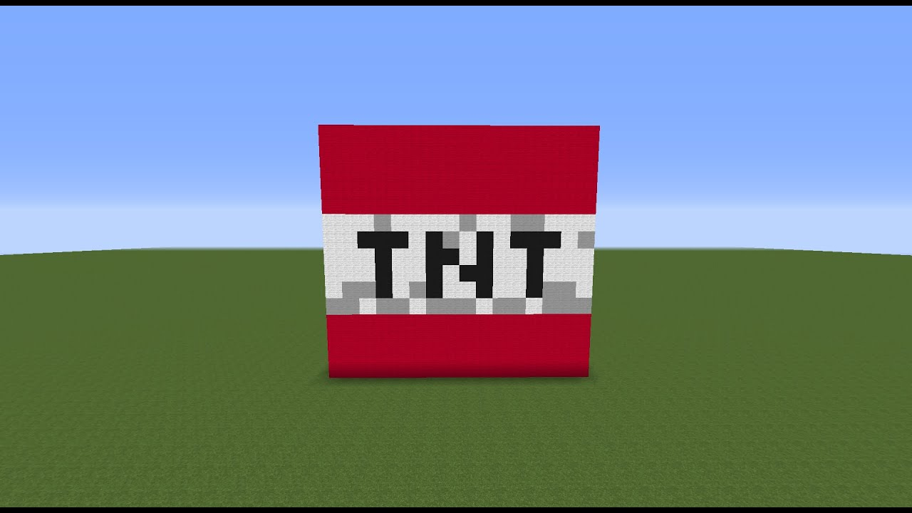 minecraft tnt how to use