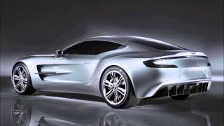 Aston Martin ONE 77 Production_ 2009 (77 cars) Video HD