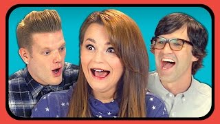 YOUTUBERS REACT TO ANIMALS IN MIRRORS