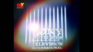 Sony Pictures Television International With Past Music Logos Fast Slow Update