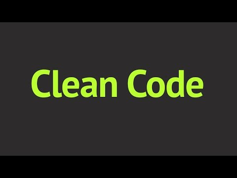 Clean Code: Learn to write clean, maintainable and robust code