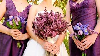 В ВЕТКЕ СИРЕНИ НЕВЕСТИНО СЧАСТЬЕ (Lilac wedding)