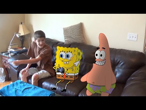 SpongeBob in Real Life Episode 1 (Original Upload)