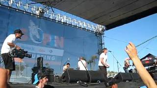 Cold War Kids - Hair Down @ US Open of Surfing 2010