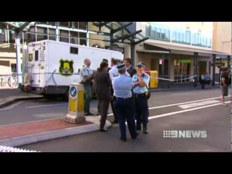 Sydney Armaguard Van Robbery Attempt Caught on Camera (News #2)