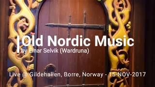 Einar Selvik - Vindavla   Ormagardskvedi @ Gildehallen, Borre, Norway - 2017-11-15