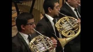 Concierto Nº6 para Oboe y Orquesta de Raimundo Pineda
