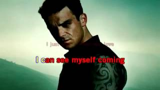 Karaoke - Robbie Williams - Feel