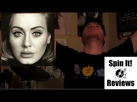 Adele - 25 (ALBUM REVIEW)