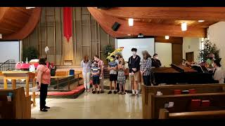 CVUMC Graduation Sunday 2021 Worship Service