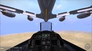 NATO Air corps fighter squadron trailer (Arma 3 realism unit)