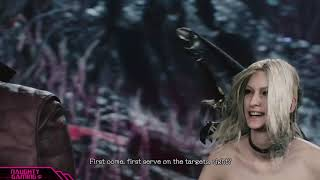 Devil May Cry V All Lady & Trish Scenes (Japanese Dub)