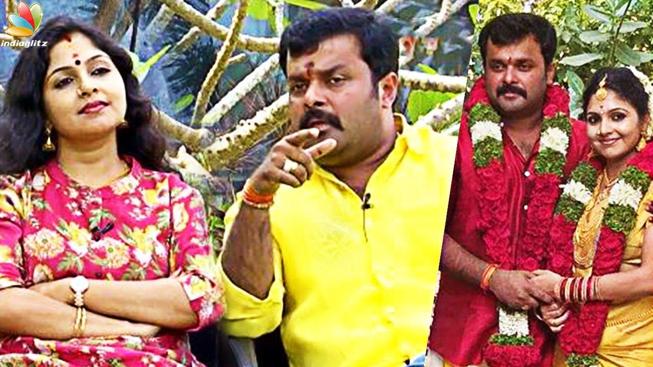 വിവാദങ്ങളോട് പ്രതികരിച്ചു അമ്പിളിയും ആദിത്യനും  | Ambili Devi & Adithya Jayan about their Marriage