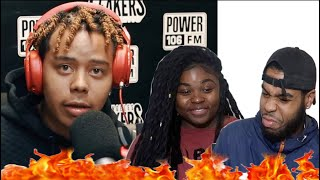 YOUNG LEGEND 🙌🏽🔥| YBN Cordae Freestyle w/ The L.A. Leakers - Freestyle #045 | REACTION!!!!