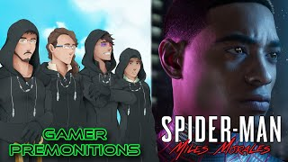 Gamer Premonitions #22: Marvel's Spider-Man: Miles Morales