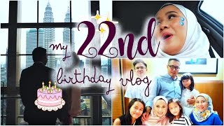VLOG | FIANCE MADE ME CRY ON MY BIRTHDAY
