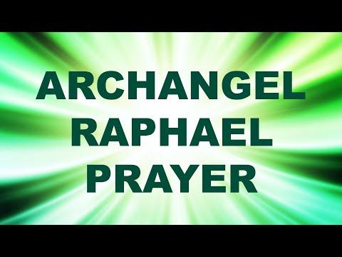 Archangel Raphael Prayer for Healing - Angel Prayer - Angel Meditation