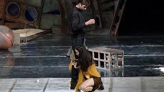 """В Театре драмы можно посмотреть спектакль """"Non dolet""""(В четверг в Театре драмы можно посмотреть спектакль о современных Ромео и Джульетте """"Non dolet""""., 2016-05-19T14:23:17.000Z)"""