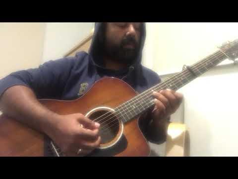 Mazhai Kuruvi Guitar | Ar Rahman | Chekka Chivantha Vaanam