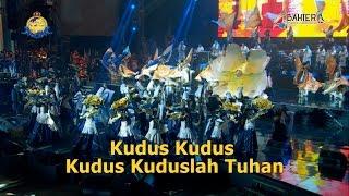 Download Lagu Kudus Kuduslah Tuhan & How Great Is Our God - AOC mp3