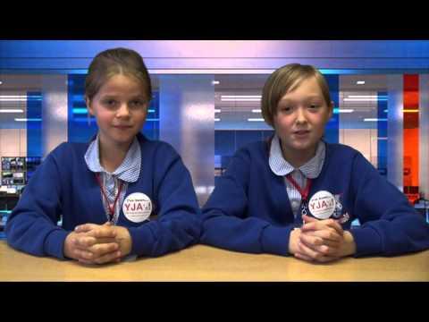 North Somercotes YJA 90 Second News - Episode 2