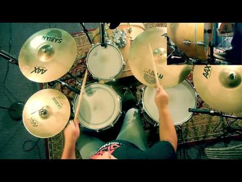 Carol of the Bells Instrumental Drum Cover By Steve Suarez