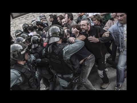 """1 d'octubre. La Força d'un Poble"" · Sant Martí Sesgueioles"