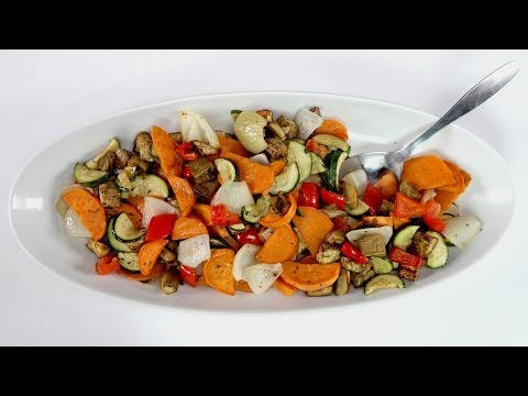 How to Make Simple Roasted Vegetables | MyRecipes