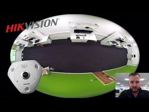 Hikvision Fisheye Camera Review & How To Guide