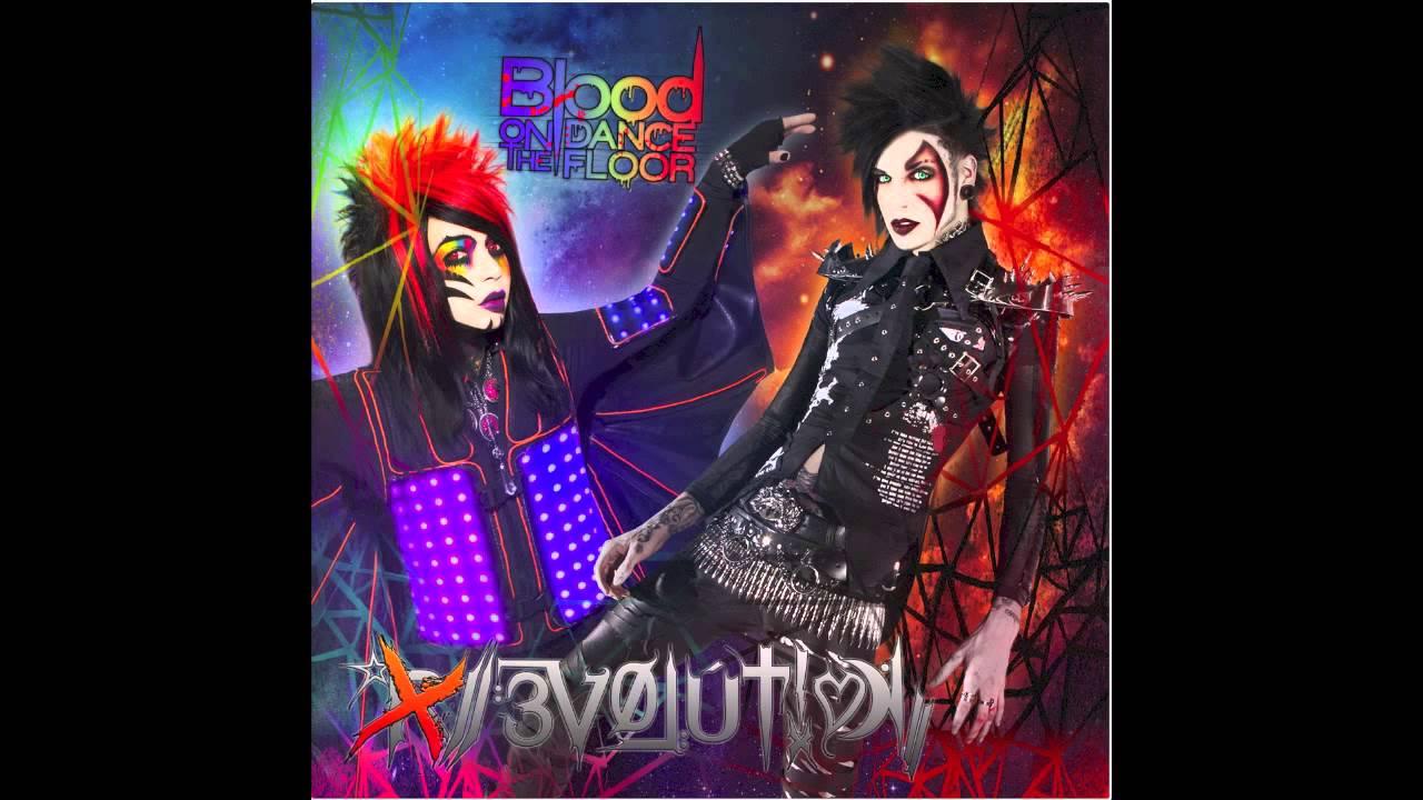Blood On The Dance Floor Rise Shine