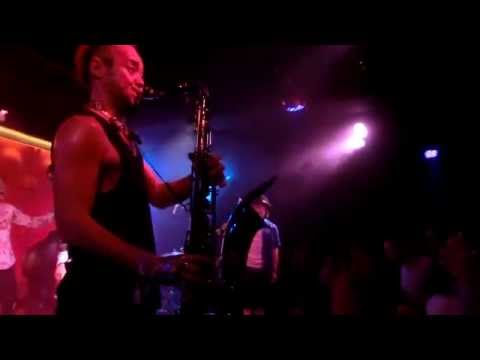 "Soil & ""Pimp"" Session - Fantastic Planet (stukje) - Live in de North Sea Jazz Club 30 juni 2015"