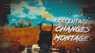 XXXTENTACION -Changes ,Short edited Montage   PUBG MOBILE