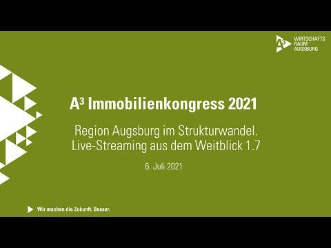 Immobilienkongress 2021 I Tag 2 I kompletter Stream