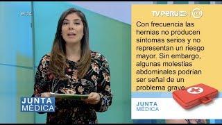 Junta Médica (TV Perú) - Las hernias -20/08/2018