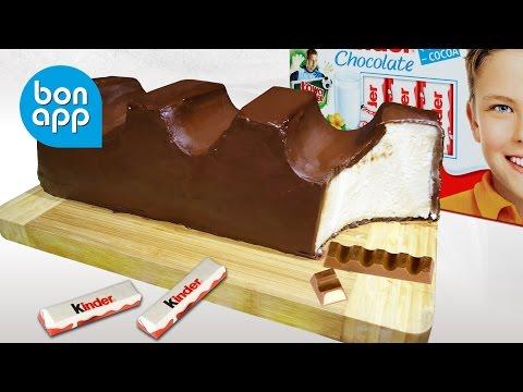 Огромный Киндер шоколад. Kinder chocolate.