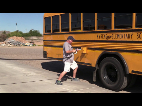 School Bus Drivers...Living the dream??