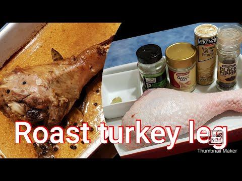 COOK TURKEY LEG FOR DINNER TONIGHT❤lizasfergie vlogs