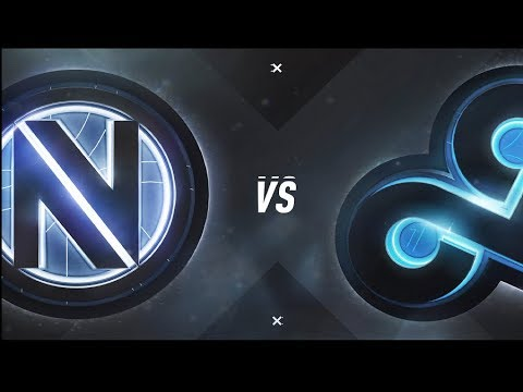 NV vs C9 - NA LCS Week 9 Day 2 Match Highlights (Summer 2017)