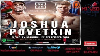 Anthony Joshua vs Alexander Povetkin LIVE FIGHT CHAT & IMMEDIATE REACTION