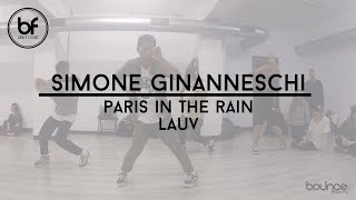 "Simone Ginanneschi Class - ""Paris in the rain"" by Lauv"
