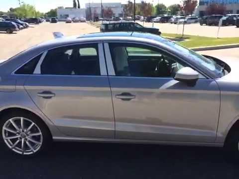2015 A3 Lotus Grey Met 2 0 Sedan Progressiv Youtube
