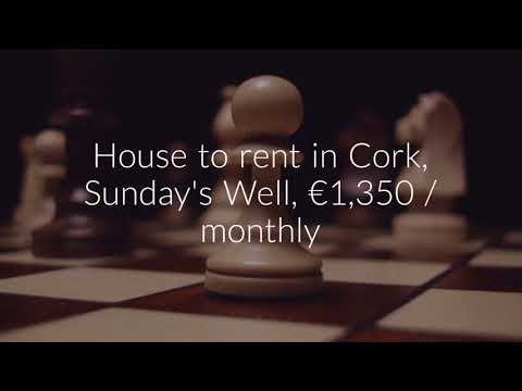 House to rent in Cork, Sunday's Well, €1,350 / monthly